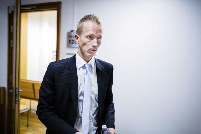 <p>NEKTER: Advokatfullmektig Bjørn Aksel Henriksen fra Arbins gate advokatkontor, sier hans klient nekter straffskyld. FOTO: KRISTER SØRBØ/VG</p>
