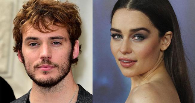 <p>HOVEDROLLER: Sam Claflin og Emilia Clarke skal spille i Hollywood-filmen basert på «Et helt halvt år».<br/></p>
