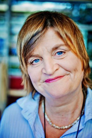 <p>HETSEN ER BORTE: Elin Ørjasæter har ikke opplevd hets i sosiale medier etter at hun snakket åpent ut om den i VG i fjor høst.<br/></p>