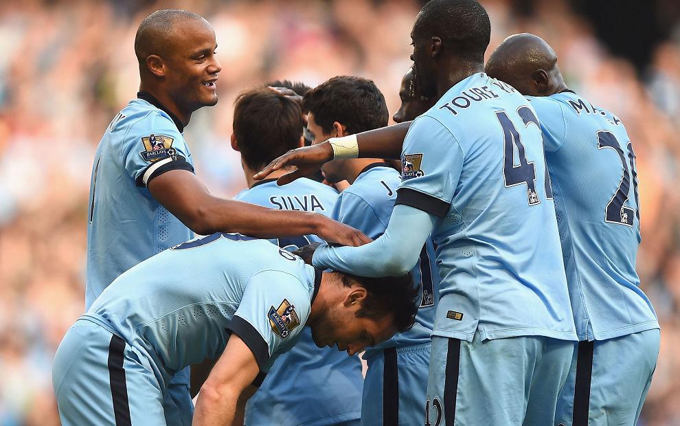 Man City Mot Chelsea: Lampard Etter Scoringen: