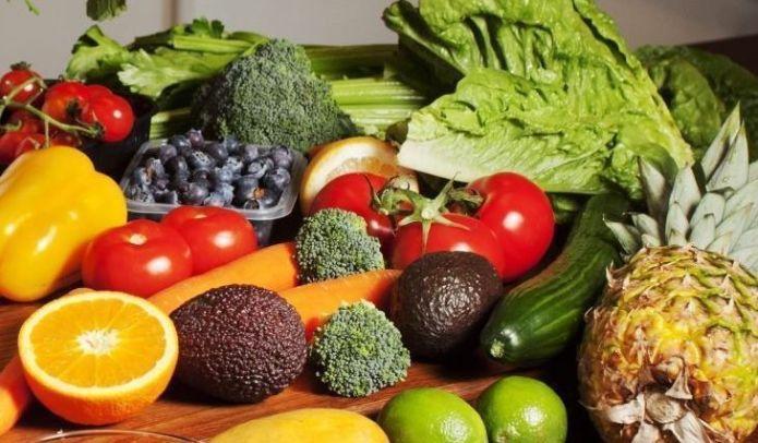 Bilderesultat for frukt og grønt