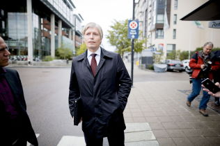 KRITISK: Venstre og Ola Elvestuen er særdeles misfornøyd med Tine Sundtoft og regjeringens klimainnsats.