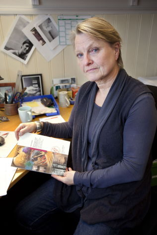 <p>FORSKER: Anne Freuchen har skrevet doktoravhandling om selvmord blant barn.<br/></p>