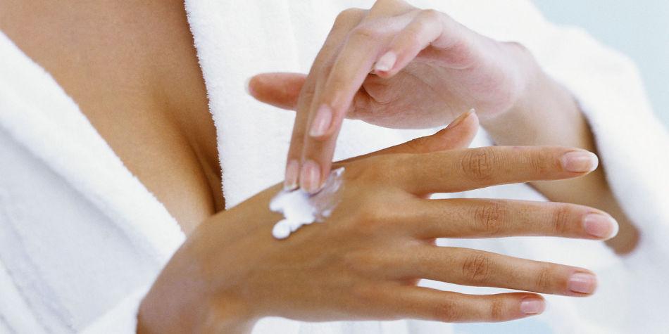tørre hender kjerringråd