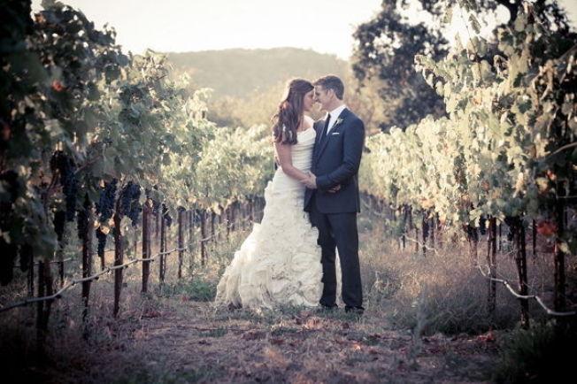 <p>KORTVARIG LYKKE: I september 2012 giftet Brittany Maynard seg med Dan Diaz. Et drøyt år senere fikk hun dødsdommen.<br/></p>