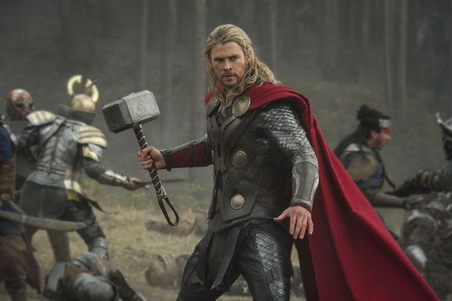 <p>KOMMER TILBAKE: Også Thor kommer tilbake, da i juli 2017 med tittelen «Thor: Ragnarok».<br/></p>
