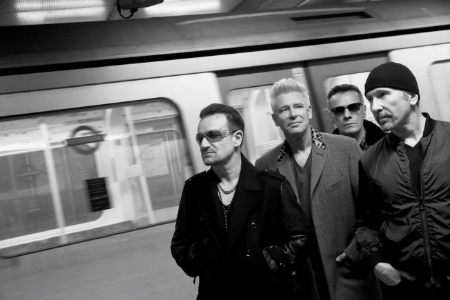 <p>GRATIS: U2. Foto: UNIVERSAL<br/></p>