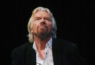 <p>VIL TIL ROMMET: SpaceShipTwo tilhører selskapet Virgin Galactic, som er startet av Virgin-gründer Richard Branson.<br/></p>