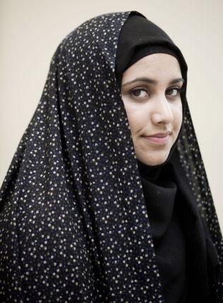 <p>Faten Mahdi Al-Hussaini.</p>