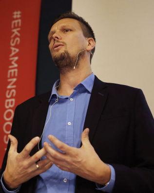 <p>PSYKOLOG: Lars Jørgen Berglund.<br/></p>