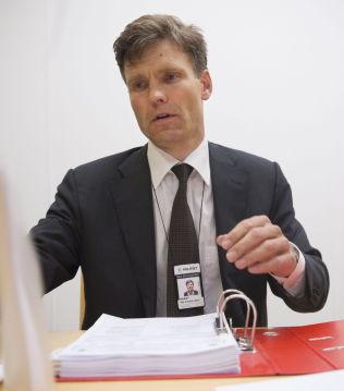 <p>POLITIADVOKAT: Pål-Fredrik Hjort Kraby i Oslo politidistrikt.<br/></p>