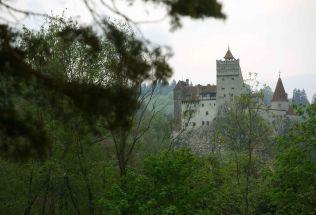 <p>ROMANIA: Bran Castle i Transilvania er også kjent som Draculas slott.</p><p><br/></p>