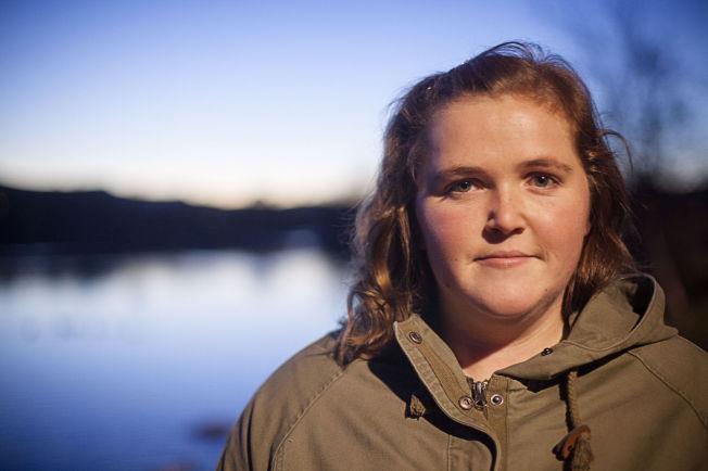 <p>SLITER MED ANGST: Medelevene kalte Lillian Stafseth (21) stygg. Mobbingen, som pågikk gjennom hele barneskolen, preger henne fortsatt.<br/></p>