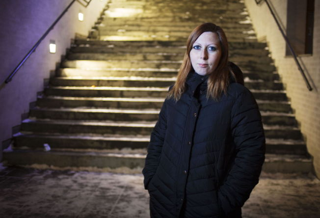 <p><i>MISTET TROEN PÅ SEG SELV: Torunn Lunde Vålå (32) ble kalt stygge ting, utfryst og trakassert på skoleveien. Fortsatt kan hun kjenne på frykten for folk skal le av henne bak ryggen hennes.<br/></i></p>