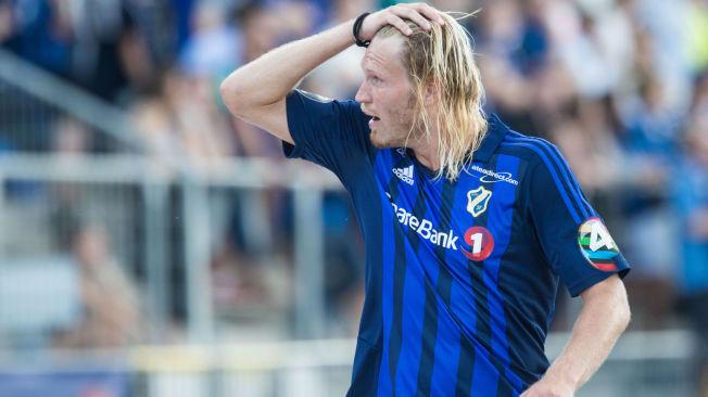 <p>VRAKET: Etter å ha uttalt at han ville vurdere å bomme på åpent mål mot Sogndal, er Sokolowski nå utelatt i troppen mot Sogndal.<br/></p>