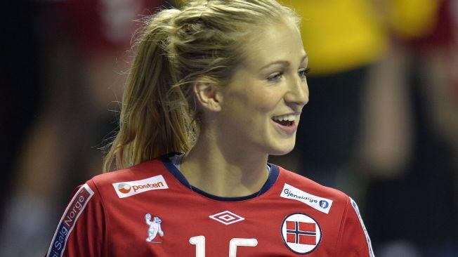 <p>USIKKER: Det var på forhånd usikkerhet knyttet til om Linn Jørum Sulland ville være med i troppen som Thorir Hergeirsson skulle presentere i dag. Foreløpig er hun ikke tatt ut.<br/></p>