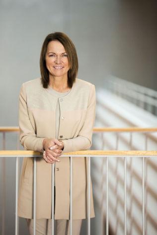 <p>HØYSKOLELEKTOR: Cecilie Staude jobber på BI.</p>