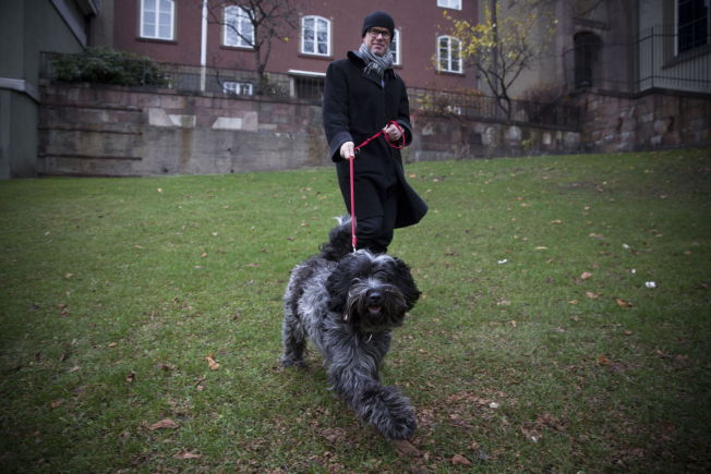 <p>HUNDER MÅ LUFTES OFTE: Ole Fjetland, assisterende tilsynsdirektør i Mattilsynet, forteller om de nye kravene de setter til norske hunde- og katteeiere.<br/></p>