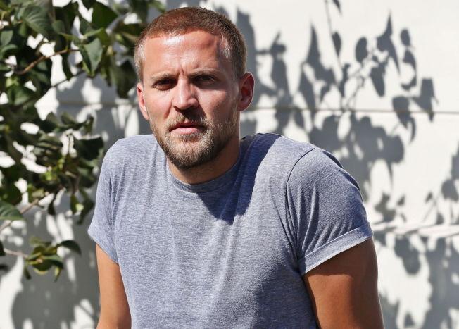 <p>VIKING: Tobias Santelmann har en sentral rolle i nye stor BBC-serie. Foto:Nils Bjåland/VG</p>