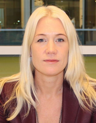 <p>Rema 1000s kommunikasjonsdirektør Mette Fossum Beyer.</p>