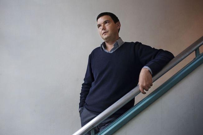 <p><b>DRAMATISK: –</b> Den franske økonomen Thomas Piketty hvordan ulikheten øker dramatisk, særlig i den rike delen av verden, skriver Marte Gerhardsen.</p><p/>