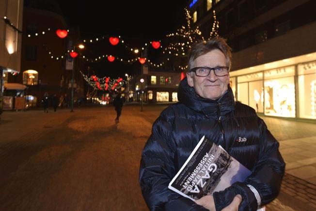 <p>KJENT ANSIKT: Mads Gilbert har bodd det meste av sitt voksne liv i Tromsø og er blitt et kjent ansikt i bybildet. Han er tidligere kåret både til Årets tromsøværing og Årets nordlending. Nå er han også kåret til Årets navn av VGs lesere og det norske folk.</p>