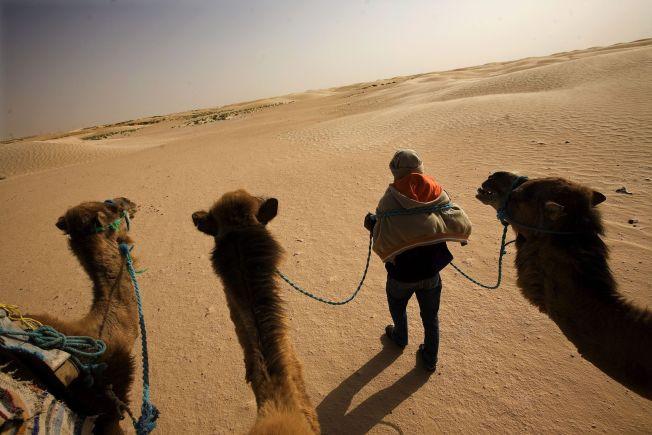<p>TUNISIA: Her kan turister være beduin for en dag.</p><p><br/></p>