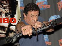 Stallone røper «Rambo»-tittel