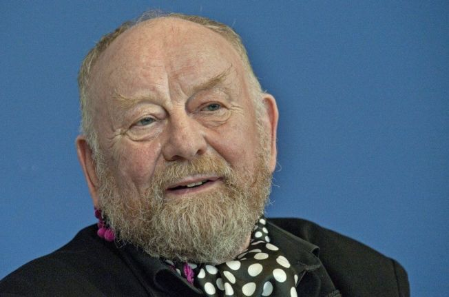 <p>SKULLE DREPES: Den danske tegneren Kurt Westergaard (73) tegnet den omstridte karikaturen som senere førte til enorme protester og drapsforsøk og truslet mot ham selv. Foto: AFP</p><p/>