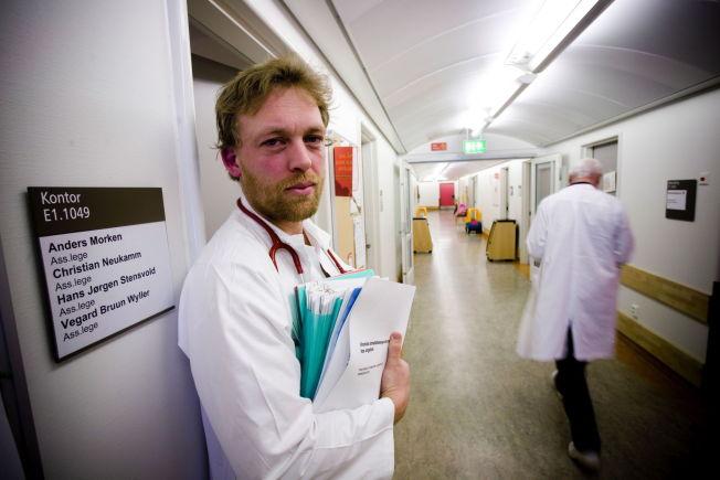 <p>NY FORSKNING: Lege Vegard Bruun Wyller ved Rikshospitalet har sammenlignet 120 ME-syke ungdommer med 68 friske for å finne ut om ME kan kalles en autoimmun sykdom.<br/></p>