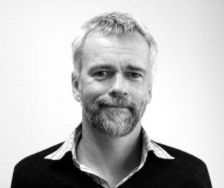 <p>Bård Larsen.</p>