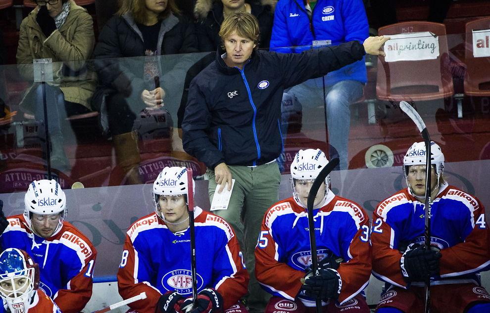 vålerenga ishockey trener