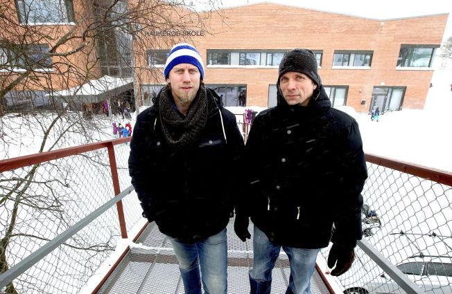 <p>PRISVINNERE: – Det er grunn til å hedre Zola-prisvinnerne Joakim Bjerkely Volden og Marius Andersen. De representerer det beste i norsk skole og ga ikke opp da andre lærere valgte lydighet og selvsensur, skriver kronikkforfatteren.</p><p/>