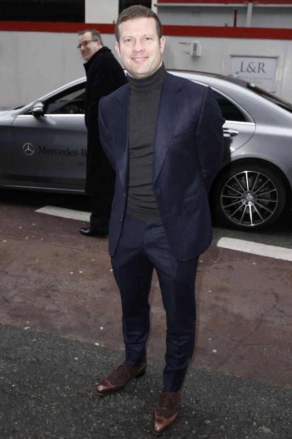 Se kjendismoten fra herremoteuken i London MinMote.no