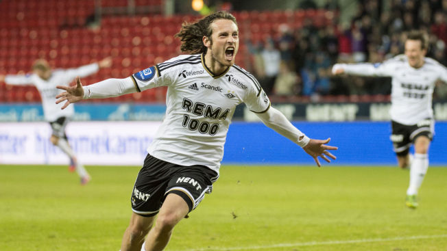 Mix Diskerud Rosenborg
