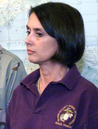 <p>EKS-AMBASSADØR: Barbara Bodine var USAs ambassadør til Jemen fra 1997 til 2003, dermed også under terroraksjonen mot det amerikanske krigsskipet «USS Cole» i Aden i 2002 der 17 amerikanske soldater ble drept.<br/></p>