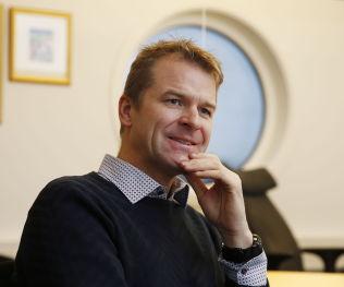 <p>FAGFORFENINGSLEDER: Leder for Politiets Fellesforbund Sigve Bolstad.<br/></p>