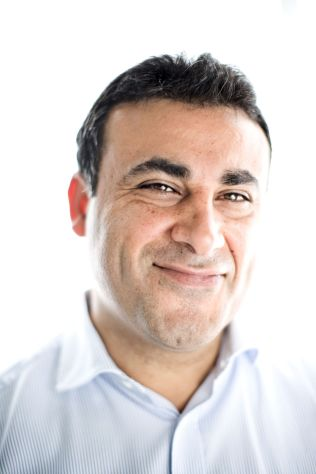 <p>Naser Khader.</p>