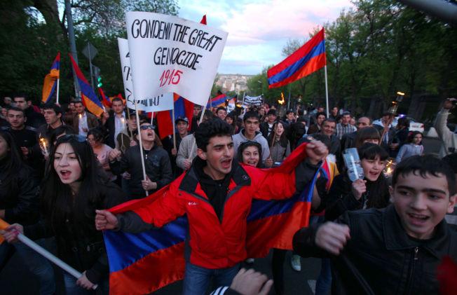 <p><b>MÅ MED:</b> 24. april markeres hundreårsdagen for folkemordet på armenerne i 1915, da over halvparten av osmanrikets to millioner armenere ble myrdet. – Norge er blitt forespurt, og må delta, skriver kronikkforfatteren.<br/></p><p/>