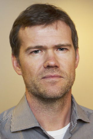 <p>HAR TILLIT: Medieekspert Morten Wiberg.</p>