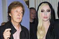 McCartney får drahjelp av Gaga