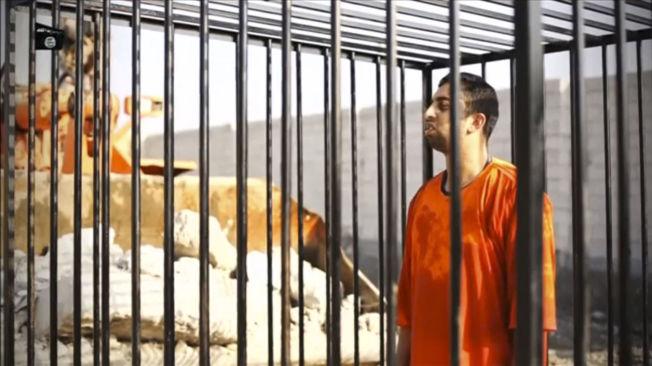 <p>BRENT: IS slapp denne uken bilder av fangede piloten Muath al-Kasaesbeh, som viste hvordan de brant ham levende i et bur.</p>