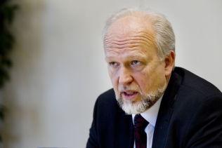 <p>OUS-SJEF: Bjørn Erikstein har vært sjef ved Oslo Universitetssykehus siden desember 2011.<br/></p><p><br/></p>