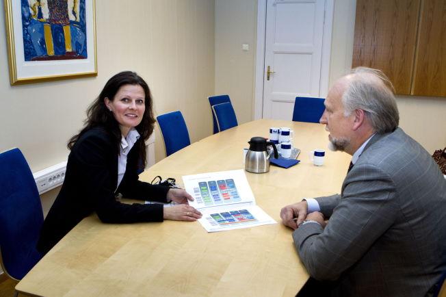 <p>NY ROLLE: Cathrine Marie Lofthus ble sjef i Helse Sør-Øst 1.januar. Hun har som viseadministrerende direktør i Oslo Universitetssykehus vært sterkt involvert i direktør Bjørn Eriksteins «Campus Oslo»-prosjekt.<br/></p>