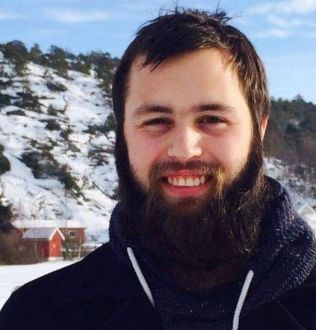<p>FØLGER MED: Rådgiver Yousef Bartho Assidiq i Minotenk.</p>