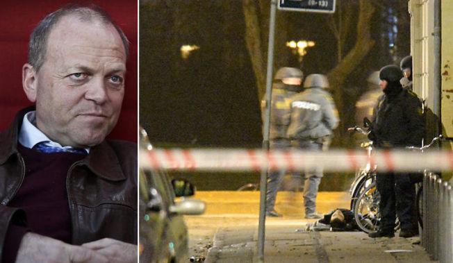 <p>TERROREKSPERT: Tore Bjørgo, er professor i politivitenskap ved Politihøgskolen i Oslo og seniorforsker ved Norsk Utenrikspolitisk Institutt.</p><p><br/></p>