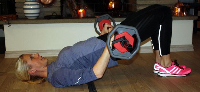 AMR hoftehev vekt