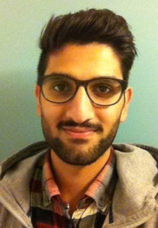 <p>Hamza Ansari.</p><p><br/></p>