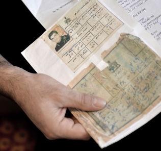 <p>UGYLDIG: ID-dokumentene til Fazil fra Nord-Irak anses ikke som gyldige av herken norske, irakiske eller iranske myndigheter.<br/></p>