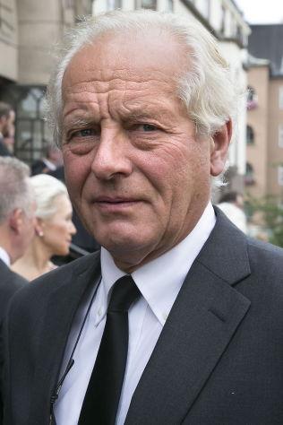 <p>KRITISK: Leder i Norsk PEN William Nygaard.</p>